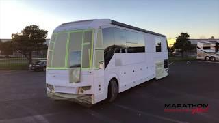 Paint Prep on Luxury RV 1302. Marathon Mondays w/Mal Ep.103
