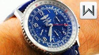 Breitling Navitimer 01 Chronograph Limited Edtion AB0121C4/C920 Luxury Watch Review