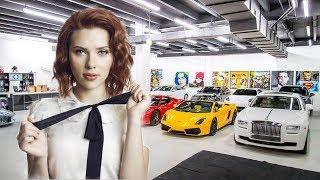 Top 10 Hollywood Actresses Expensive Cars Collection | Hollywood Actresses Expensive Luxury Cars