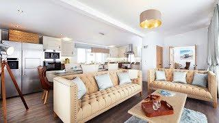 Gorgeous Beautiful Harbour Luxury Lodge For Sale by Wessex Park Homes