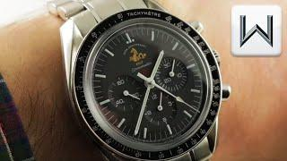 Omega Speedmaster Professional Moonwatch 50th Anniversary (311.30.42.30.01.001) Luxury Watch Review