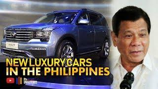 SPEECH of President Duterte at Guangzhou Automobile Corporation Luxury Cars Brand Launch