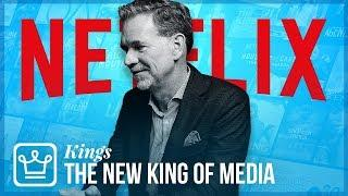 How Netflix Became the New King of Media