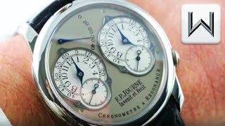 F.P. Journe Chronometre a Resonance Luxury Watch Review