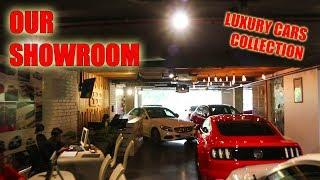 OUR SHOWROOM TOUR - LUXURY CARS COLLECTION ????