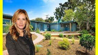 Julia Roberts Malibu House Tour $3895000 Luxury Lifestyle 2018