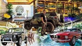 COCO MARTIN SHOW OFF HIS LUXURY CAR COLLECTION| MANSION HOUSE | LUXURY MOTORBIKES 2018