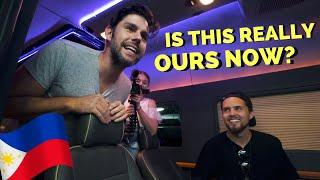 Foreign Vloggers GIVEN LUXURY CAR in BGC Manila!!!