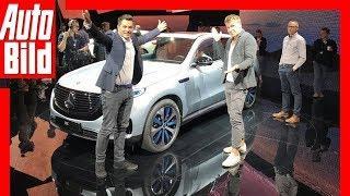 Mercedes EQC (2020) Pro und Contra