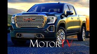 2019 GMC SIERRA DENALI l Tough-Looking Luxury Truck With A Carbon Fiber Bed
