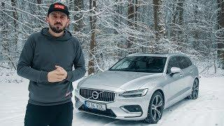 Volvo V60 T6 AWD | Car Review STACS