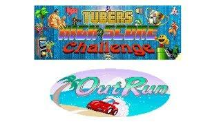 Out Run (Arcade) - Tubers High Score Challenge