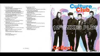 CULTURE CLUB 12'' MIXES PLUS COLLECT (CD FULL) 1991