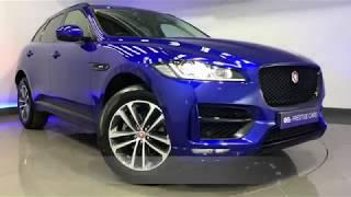 Mike Brewer Motors- Jaguar F-Pace 2.0 i R-Sport (AWD) (s/s) 5dr