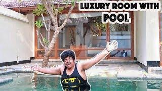 Luxury Hotel -  Room with a Swimming Pool