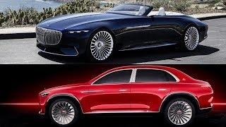 Maybach China vs Maybach USA - Luxury Cars 2019 Review