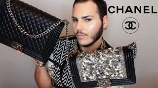 LUXURY SHOPPING...BOY DI CHANEL!