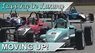 Lapping in Luxury - Mid-Ohio!