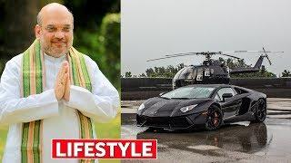 Amit Shah Lifestyle, Income, House, Cars, Luxurious Lifestyle, Family, Biography & Net Worth