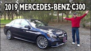 The 2019 Mercedes-Benz C300 is a Great Luxury Sedan