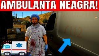 AMBULANTA NEAGRA PE ZONA! • GTA5 ROLEPLAY
