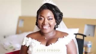 Brice et Perrine : Luxury Congolese Wedding