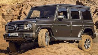 2019 Mercedes G-Class - Legend Reinvented for Today ||Super Car Sport