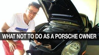 The 7 Deadly Sins of Porsche Ownership