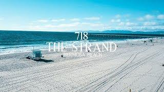 First line ocean view luxury apartment | 718 The Strand Hermosa Beach | CA 90254