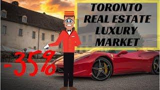 Toronto Real Estate | Luxury Market in Trouble?