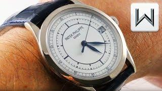 Patek Philippe Calatrava Sector Dial 5296G-001 Luxury Watch Review