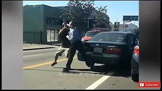 Punched in the Face | Road rage ???? Bully knocked out compilation