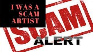 STORYTIME | I Was A Scam Artist & Didn't Know !