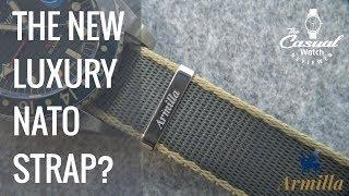 A New Luxury NATO Strap? Armilla Review