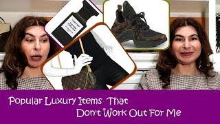 Tag: Popular Luxury Items that Don't Work Out For Me | OxanaLV