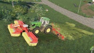 Farming Simulator 19 Timelapse #38 | Felsbrunn.