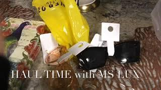 Haul Time Ms Lux