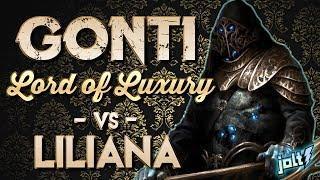 Jolt - Commander - Gonti, Lord of Luxury vs Liliana, Heretical Healer