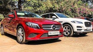 Mercedes or Jaguar? - Live   Faisal Khan