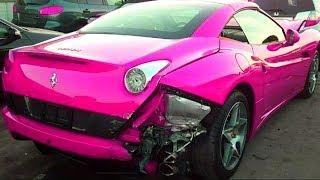 EPIC EXPENSIVE CAR FAILS, LUXURY CAR CRASH COMPILATION