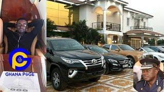 NAM1 more luxury cars & mansion pops up after order for his ARR£ST
