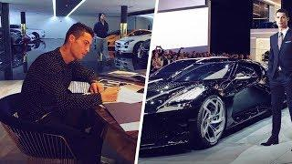 Cristiano Ronaldo just bought the most expensive car EVER! - Oh My Goal