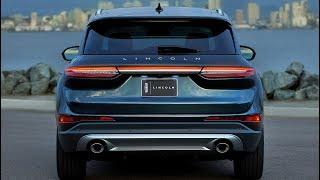 2020 Lincoln Corsair - Elegant And Spacious Luxury SUV