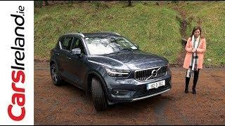 Volvo XC40 Review | CarsIreland.ie