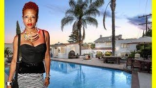 Kelis House Tour $1900000 Glendale Luxury Lifestyle 2018