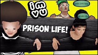 PRISON LIFE | PART 2 (IMVU) GETS DIRTY!