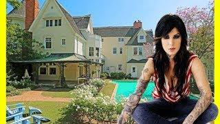 Kat Von D House Tour $6500000 'Cheaper By The Dozen Mansion' Luxury Lifestyle 2018