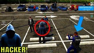 HACKER PRINS DE POLITIE! • GTA 5 FIVEM ROLEPLAY