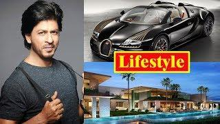 Shahrukh Khan Lifestyle 2018- Net-Worth, Cars-Collection, House, Family, Biography & More