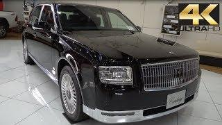 NEW Toyota Century 2019 The Most Exspensive New Toyota Luxury Cars - トヨタ センチュリー2019年モデル